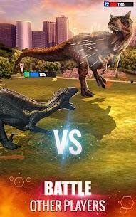 Jurassic World Alive Apk 3