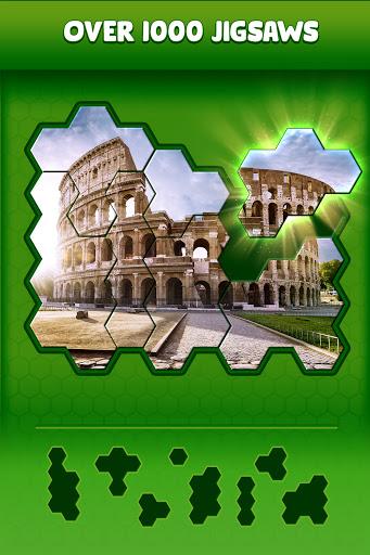 Hexa World Jigsaw - Free Puzzle Quest screenshots 4
