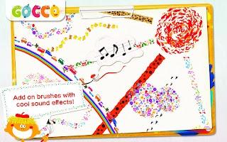 Gocco Doodle - Paint&Share