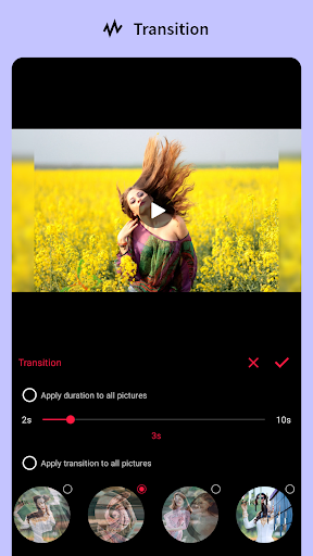 Photo editor & Music video maker android2mod screenshots 22