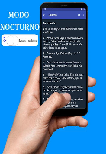 Biblia Hebrea Gratis android2mod screenshots 4