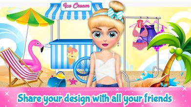 Doll House Games: Dream Home Design screenshot thumbnail
