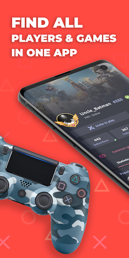 PLINK - Connecting Gamers  screenshots 1