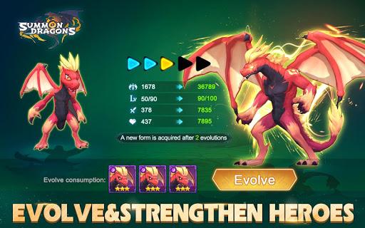 Summon Dragons 1 screenshots 10