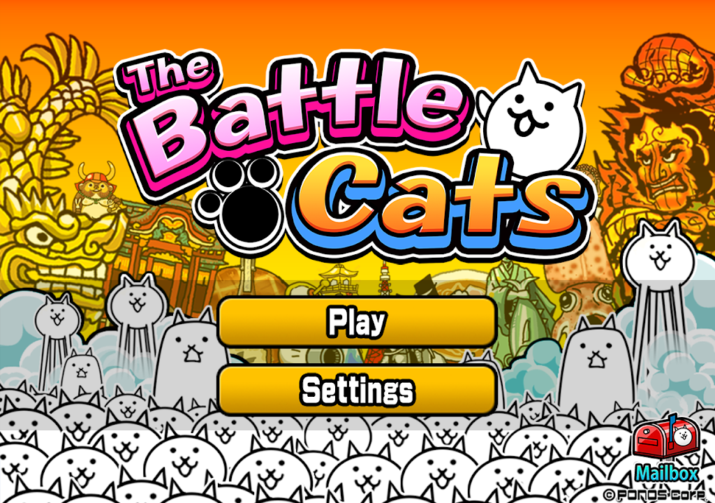 The Battle Cats poster 10