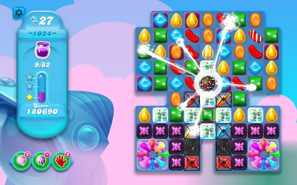 Candy Crush Soda Saga poster 22