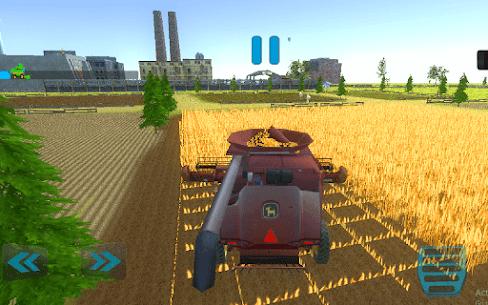 Free Ray' s Farming Simulator 2021 Real Tractor Drive 5