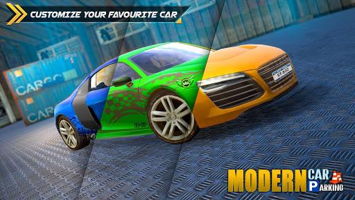 Car Parking 3D Game: Modern Car Games screenshots 3