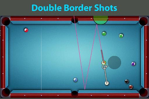 8 Ball Guideline Tool - 3 lines screenshot 2