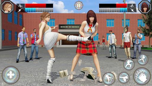 High School Bully Gangster: Karate Fighting Games 1.1.3 screenshots 1