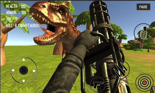 Dinosaur Hunter Dino City 2017  screenshots 18