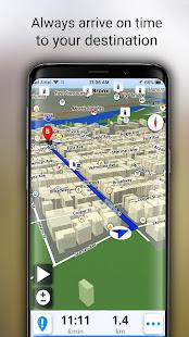 GPS Offline Maps, Directions - Explore & Navigate
