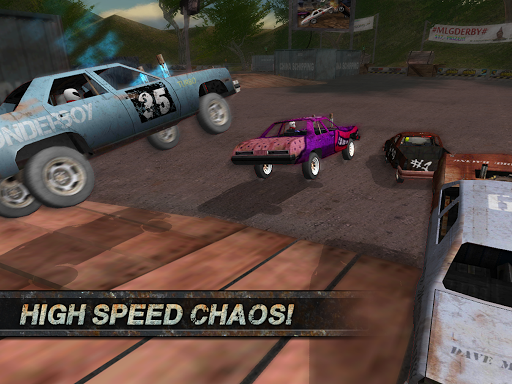 Demolition Derby: Crash Racing  screenshots 8