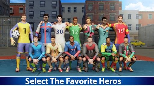 Street Soccer Games: Offline Mini Football Games 3.0 Screenshots 4