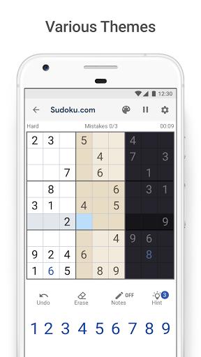 Sudoku.com - Free Sudoku 3.5.1 screenshots 6