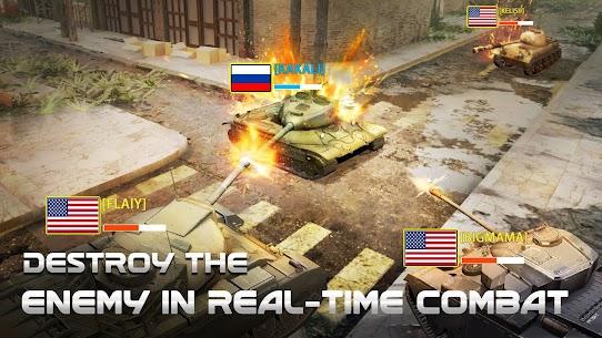 Furious Tank: War of Worlds 4