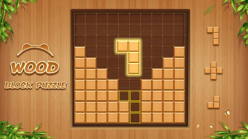 Wood Block Puzzle - Classic Wooden Puzzle Games 1.0.1 screenshots 9