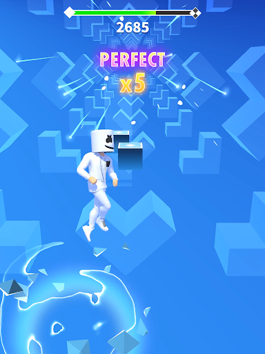 Marshmello Music Dance  screenshots 7