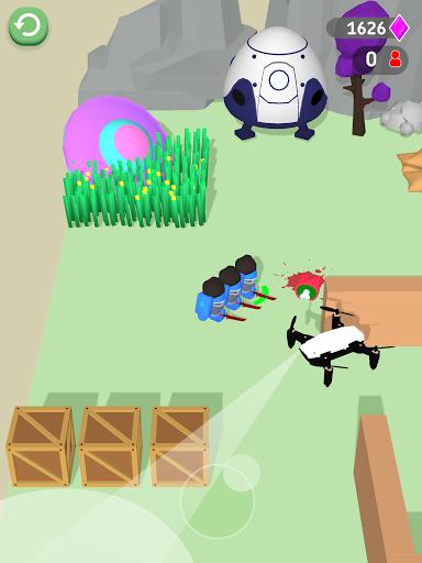 Imposter Attack: Warrior Revenge apkpoly screenshots 15