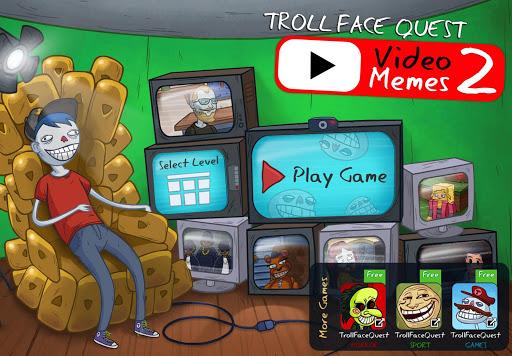 troll face quest video memes 2 streamer influencer screenshot 1