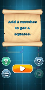 Matches Puzzle Game Screenshot