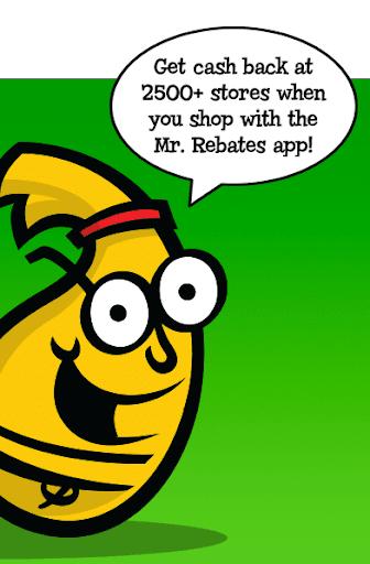Mr. Rebates: Cash Back Savings 1.4.3 Screenshots 2