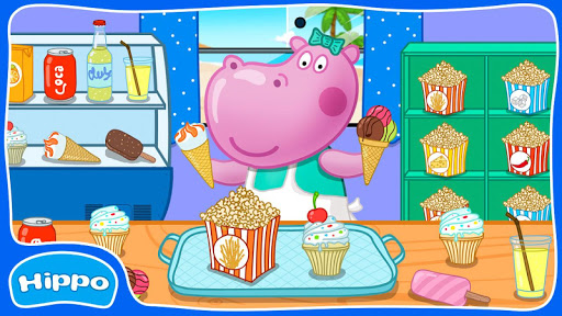 Baby Beach Cafe: Cooking apkpoly screenshots 4