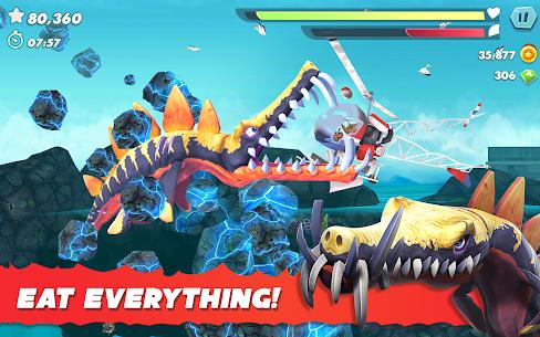 Hungry Shark Evolution MOD APK 8.7.0 (Mega Mod, Unlimited Money, Diamond) 14