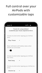 AirBoss | AirPods Control   AirPods Battery Apk Download NEW 2021 3