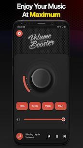 Volume Booster – Sound & Loud Speaker Booster MOD APK 2