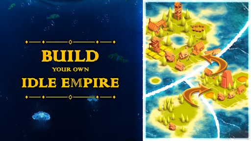 Idle Islands Empire: Village Building Tycoon modavailable screenshots 3