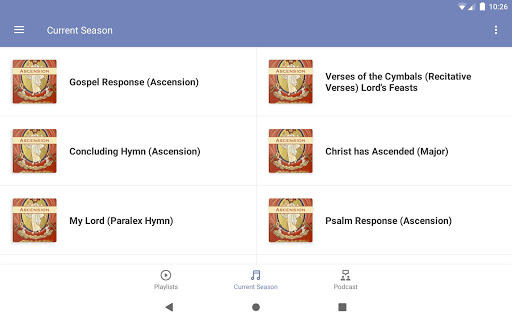 Foto do Coptic Hymns in English
