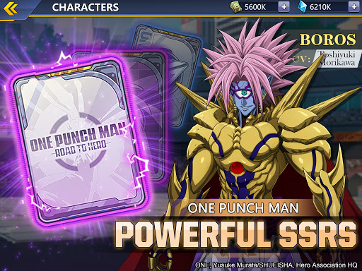 One-Punch Man: Road to Hero 2.0 2.3.2 screenshots 21