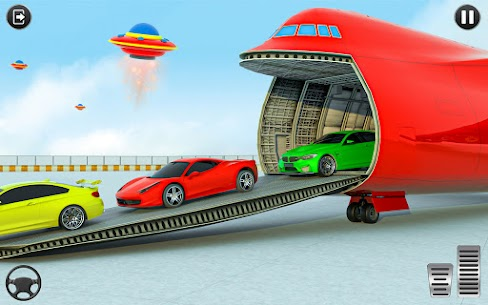 Crazy Car Transport Truck: Offroad Driving Game 5