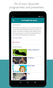 BBC Learning English Capture d'écran