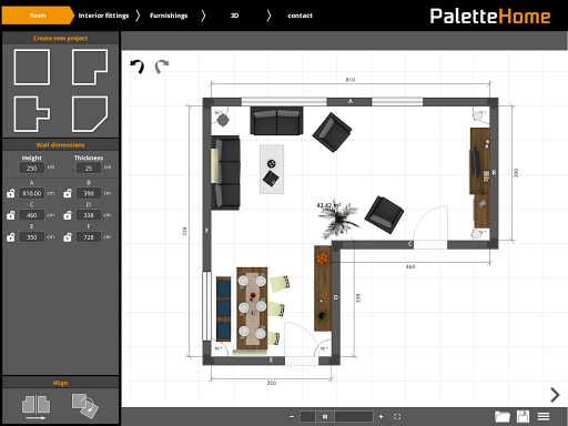 Palette Home 5.2.125.4010 Screenshots 16