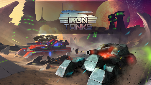 Iron Tanks: Free Tank Games - Tanki Online PVP 3.08 screenshots 1