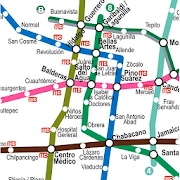 Official Mexico City Metro System