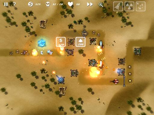 M.A.C.E. tower defense 1.54 screenshots 2