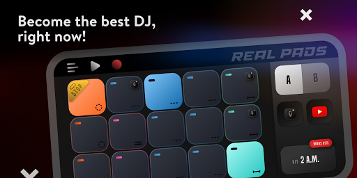 REAL PADS: Become a DJ of Drum Pads 7.12.4 Screenshots 1