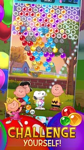 Bubble Shooter: Snoopy POP! – Bubble Pop Mod Apk (Unlimited Money) 6