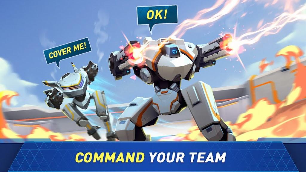 Mech Arena: Robot Showdown poster 19