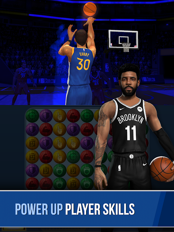 NBA Ball Stars: Play with your Favorite NBA Stars poster 9