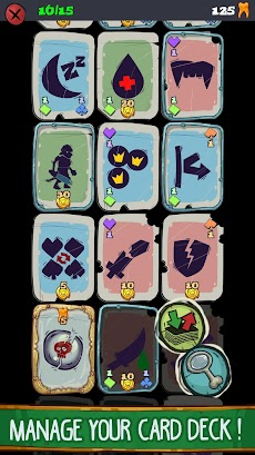 Dungeon Faster - Card Strategy Gameのおすすめ画像4