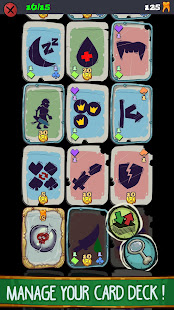 Dungeon Faster - Card Strategy Game 1.127 screenshots 4