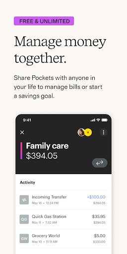 One - Mobile Banking screenshots 8