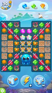 Pirate Treasures - Gems Puzzle 2.0.0.101 Screenshots 8