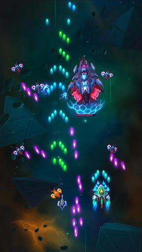 Code Triche Space Shooter: Galaxy Wars - Alien War apk mod screenshots 4