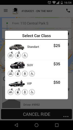 First Class Car Limo hack tool