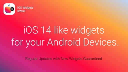 Download APK: iOS Widgets KWGT v2021.May.19.21 [Paid]